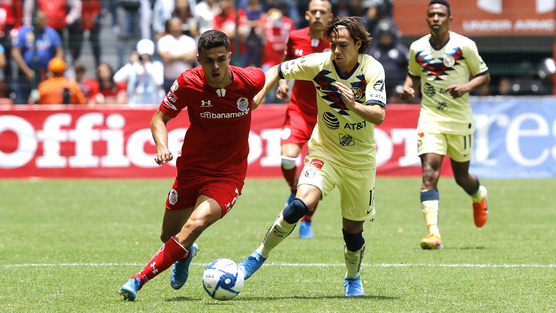 Triunfo necesario - Deportivo Toluca F.C.